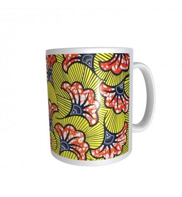 Mug Wax Jaune
