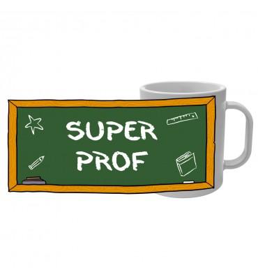 Mug Tableau d'école - Super...