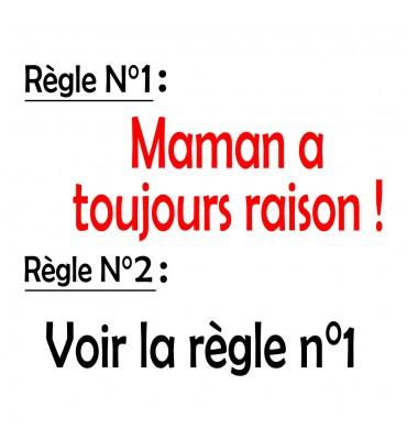 T-shirt Femme Maman a...