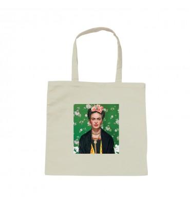 Sac Blanc Frida Kahlo