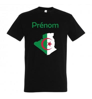 T-shirt noir Enfant Carte...