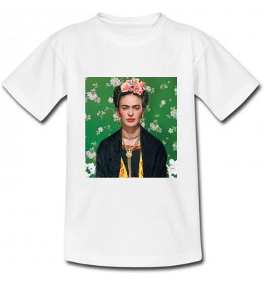 T-shirt Adulte Frida kahlo