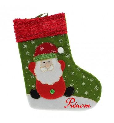 Chaussette de Noël...