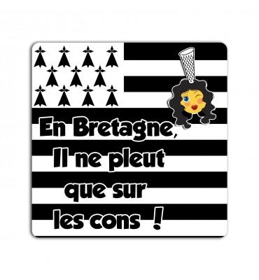 Magnet Carré En Bretagne il...