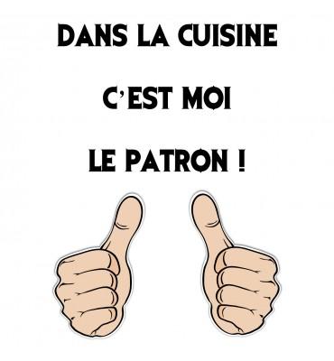 Tablier de Cuisine Dans la...