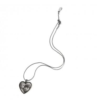 Chaine avec Pendentif Coeur