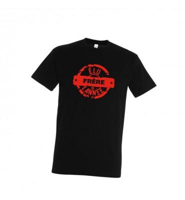 T-shirt Adulte Noir...