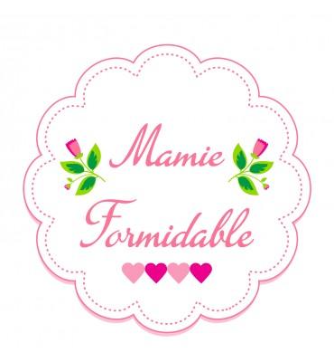 Tablier de Cuisine Mamie...