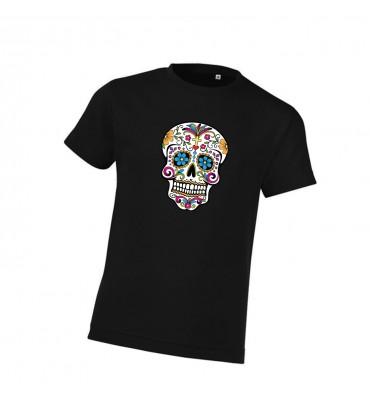 T-shirt Enfant Noir...